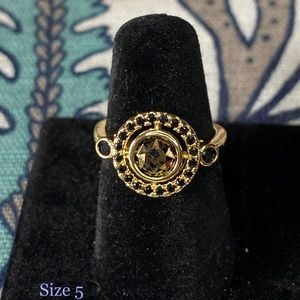 Wicked Gold Ring